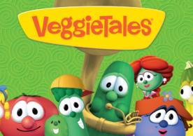 Veggie Tales E/I Ages 3-12