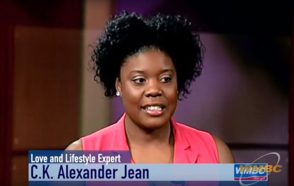 C.K. Alexander Jean on 3-17-2018