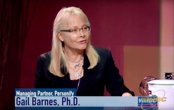Gail Barnes Ph. D. on 4-7-2018