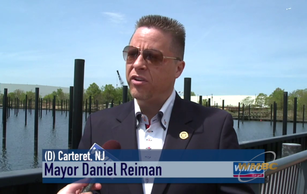 NJ Carteret's New Marina