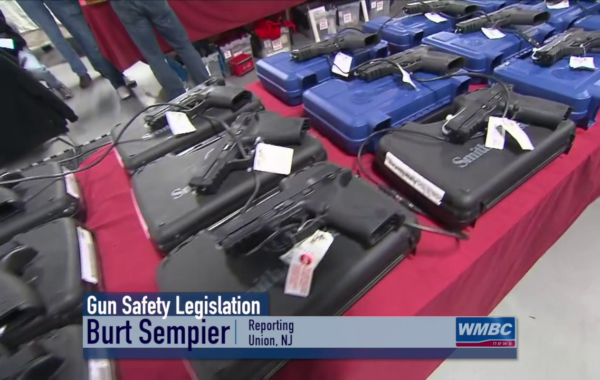 NJ Gun Safety Legislation