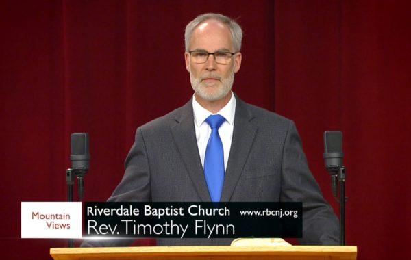 Rev Timothy Flynn on 6-2-2018
