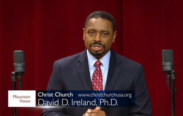 Dr. David Ireland on 7-21-2018