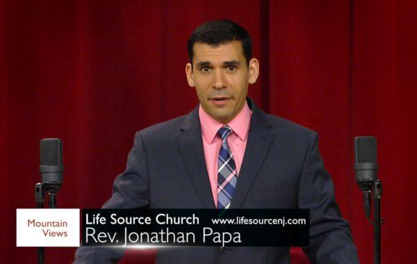 Rev. Jonathan Papa on 6-9-2018