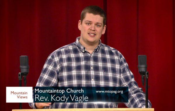 Rev. Kody Vagle on 5-19-2018