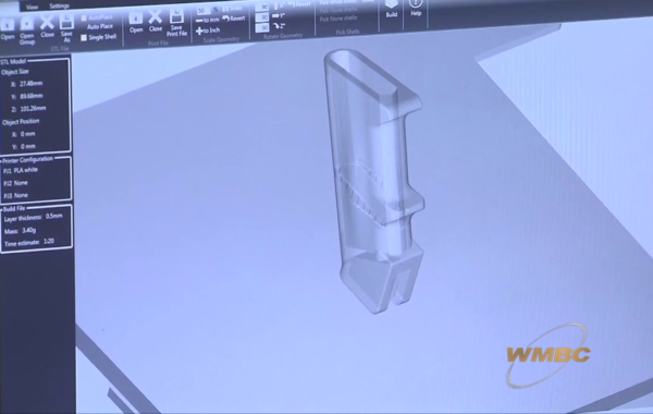 3–D Gun Printing Controversy