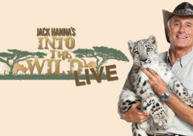 Jack Hanna's Into the Wild E/I Ages 13-16
