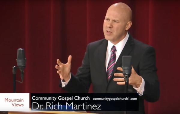 Dr. Rich Martinez on 7-28-18