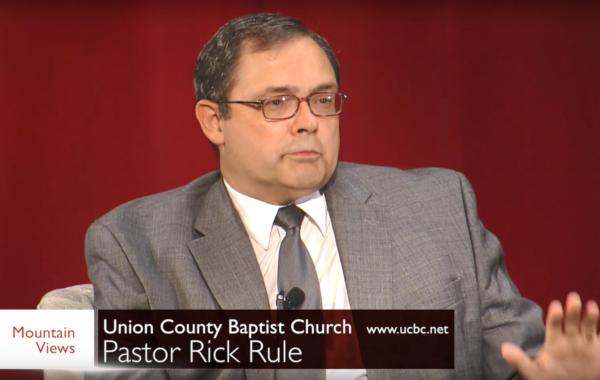 Rev. Rick Rule on 10-20-2018