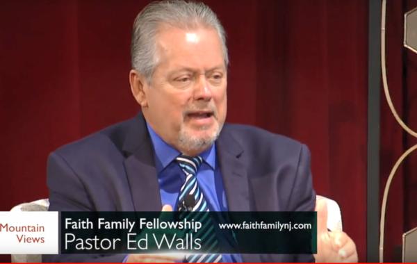 Rev. Ed Walls on 10-13-2018